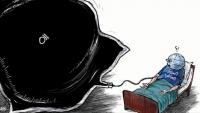 انهيار أسعار النفط عالميا