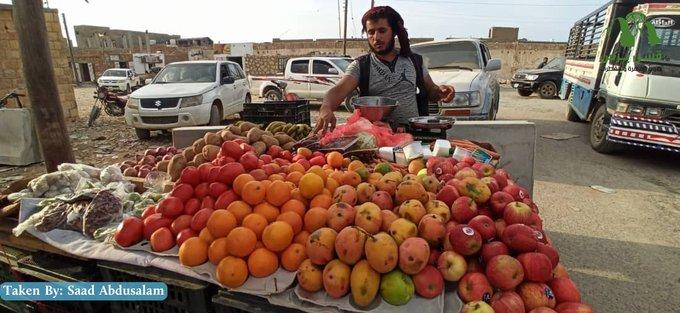 رمضان في محافظة المهرة .. صور