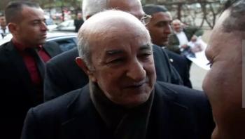 رئيس الجزائر: سنضع وديعة قيمتها 150 مليون دولار في البنك المركزي التونسي