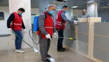 ظهور حالات كورونا جديدة في ليبيا مع استمرار القتال جنوبي طرابلس