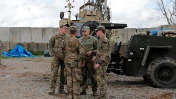 أمريكا تواصل سحب قواتها من القواعد العسكرية في العراق
