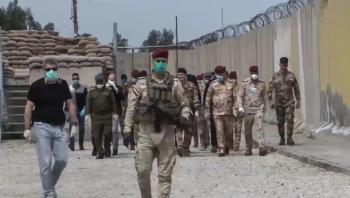 التحالف الدولي ينسحب من سادس قاعدة عسكرية في العراق
