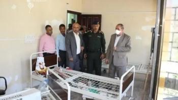 تعز.. لجنة الطوارئ توجّه مكتب الصحة بالإسراع في إنجاز أماكن الحجر الصحي