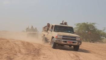 في خطوة مُريبة - قائد حرس الحدود اليمني يزور حوف بالمهرة برفقة عناصر سعودية