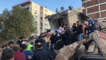 الخارجية اليمنية تعزي تركيا في ضحايا زلزال إزمير