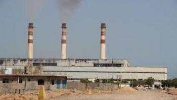 عدن ..خروج محطة الكهرباء عن الخدمة بسبب نفاذ الوقود