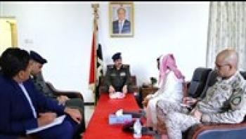 وزير الداخلية يؤكد على أهمية الإسراع في تنفيذ الشق العسكري والأمني من اتفاق الرياض