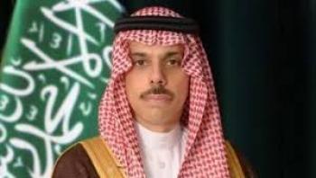 وزير الخارجية السعودي لن نتردد في حماية أمننا ونطالب بوقف مصادر استمرار الصراع في اليمن
