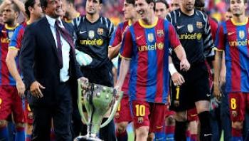لابورتا يضع خطة بقاء ميسي مع برشلونة