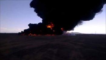 """الحوثيون يستهدافون """"أرامكو"""" السعودية بـ6 طائرات مسيرة"""