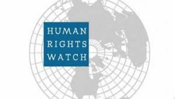 """منظمة """"رايتس ووتش"""" تتهم الحوثيين بقصف مخيمات نازحين في مأرب"""