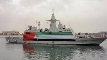 سفينة إماراتية تحمل حمولة مشبوهة تصل إلى ميناء سقطرى