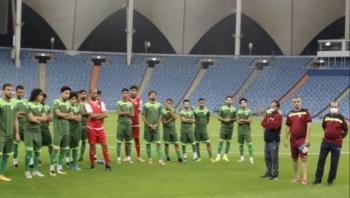 المنتخب الوطني يواجه نظيره الفلسطيني في الجولة الأخيرة من التصفيات المزدوجة