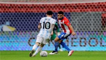 ميسي يدخل التاريخ.. والأرجنتين تعبر إلى ربع نهائي كوبا أمريكا