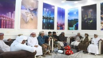 المهرة : افتتاح فندق تاج الفخامة السياحي بمدينة الغيضة