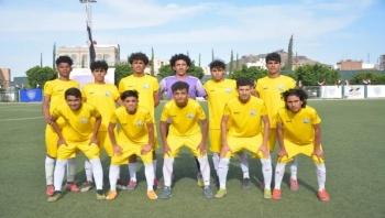منتخب الناشئين يعسكر بسيئون استعداداً للمشاركة في كأس العرب بالمغرب