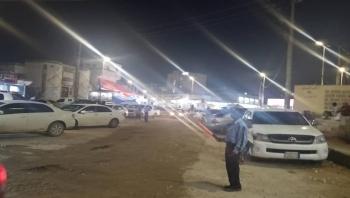 المهرة: شرطة السير تستعد لتنفذ خطة مرورية لمنع الازدحامات أيام عيد الأضحى المبارك