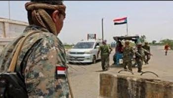 مليشيا الانتقالي تواصل اعتقال قادة مقاومة آل حميقان بمديرية الزاهر البيضاء