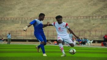 ضمن منافسات الدوري اليمني الممتاز اتحاد إب يفوز على شباب الجيل في سيئون