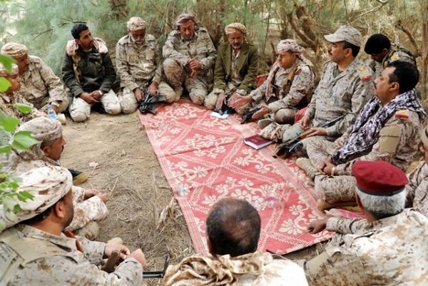 وزير الدفاع: قوات الجيش عازمة على تحرير العاصمة صنعاء