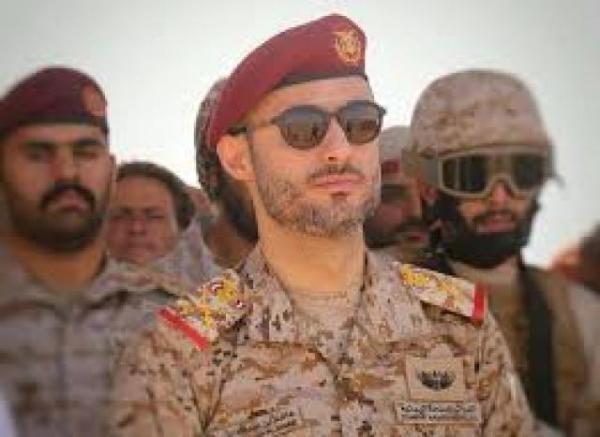 """اللواء """"هاشم الأحمر"""" يستقيل من المنطقة العسكرية السادسة وقرار جمهوري بتعيين خلفاً له في قيادة اللواء 141 مشاة"""