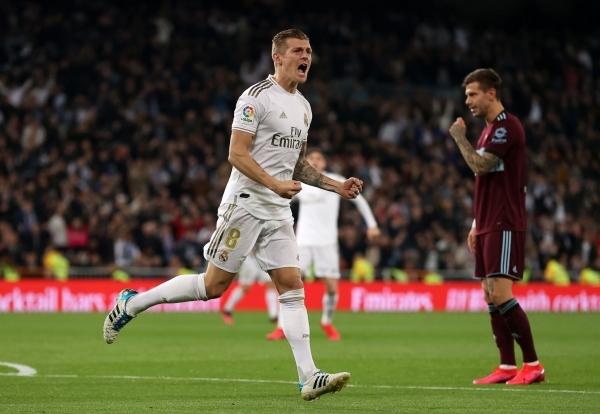 ريال مدريد ينفرد بالصدارة بعد تعادل بطعم الهزيمة مع سلتا فيغو