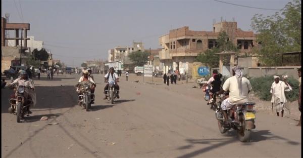 """مليشيا الحوثي تقصف مقر """"الصليب الاحمر"""" والمنظمات الدولية في الدريهمي جنوب الحديدة"""
