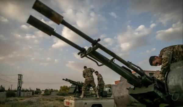 """فور تسليمها لحفتر.. قوات الوفاق تعلن تدمير منظومة دفاع روسية في قاعدة """"الوطية"""