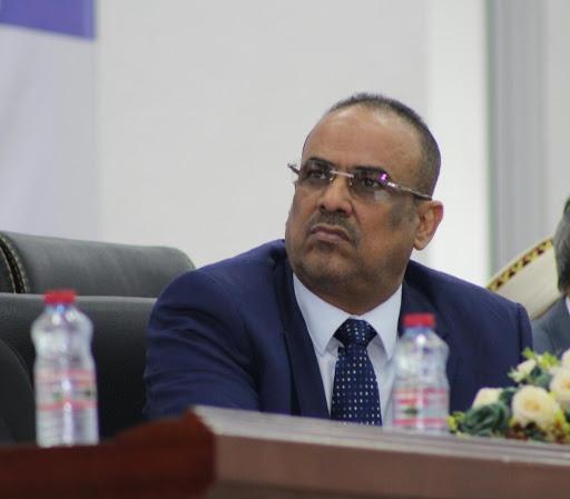 وزير الداخلية أحمد الميسري يقيل مدير أمن ساحل حضرموت
