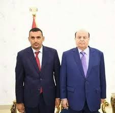 محافظ سقطرى يبعث برقية تهنئة لفخامة الرئيس بمناسبة حلول عيد الفطر المبارك