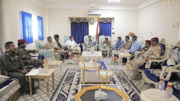 اللجنة الأمنية فيالمهرة تدعو المكونات السياسية إلي ضرورة تجنيب المحافظة الصراعات