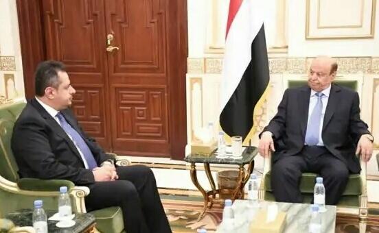 الرئيس هادي يكلف معين عبد الملك بتشكيل حكومة جديدة