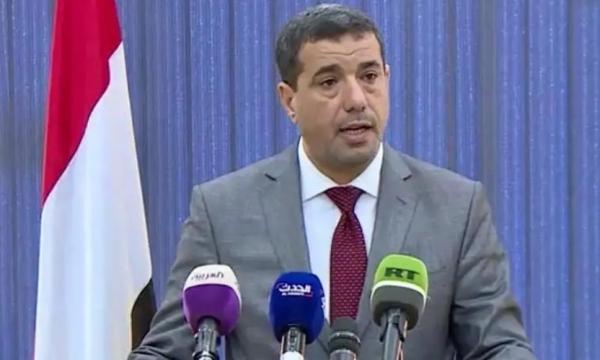 """المتحدث باسم الحكومة: الحوثيون منعوا مهندسي شركة سنغافورية تعاقدت معها الأمم المتحدة من الدخول لتقييم وضع """"صافر"""""""