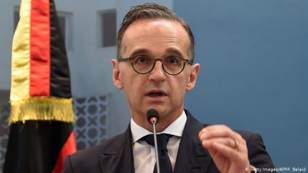 وزير خارجية المانيا يشدد على ضرورة وقف الحرب في اليمن