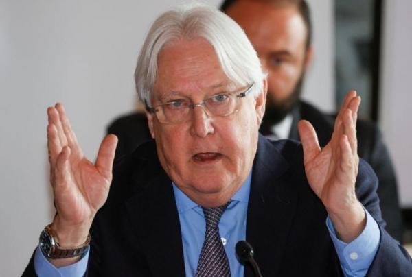 مكتب غريفيث يؤكد استمرار المفاوضات حتى الوصول إلى مسودة نهائية لخطة الإعلان المشترك