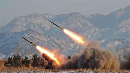 اعتراض وتدمير ثلاثة صواريخ باليستية أطلقتها المليشيا الحوثية