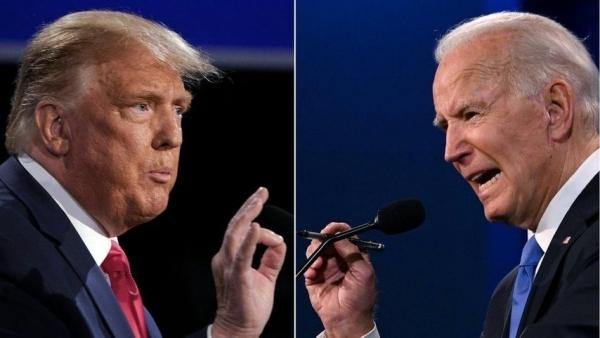 """الإنتخابات الامريكية الحاسمة تواصل الفرز.. ترامب يتوعد بمقاضاة المزورين وبايدن """"متأكد"""" من الفوز"""