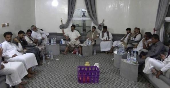 إجتماع موسع للمؤتمر التصحيحي للمجلس العام لأبناء المهرة وسقطرى