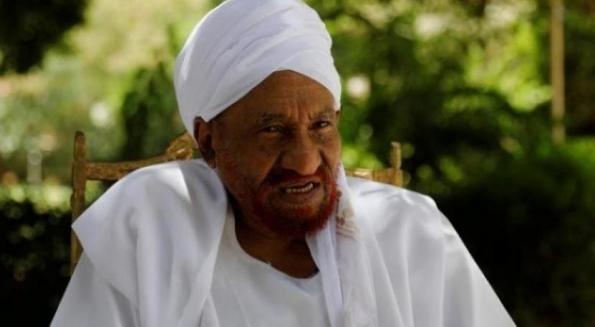 السودان ..وفاة الصادق المهدي متأثرا بإصابته بكورونا