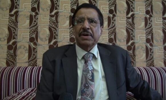 رئيس لجنة اعتصام المهرة يهاجم السعودية عقب زيارة السفير الأمريكي للمحافظة