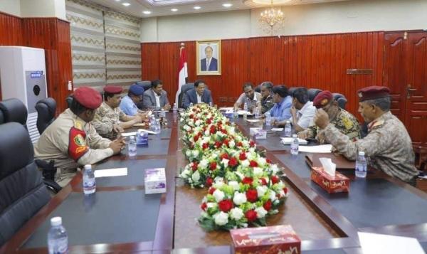 المهرة ..اجتماع هام للجنة الأمنية لمناقشة سبل مواجهة التحديات و تعزيز الأمن في المحافظة