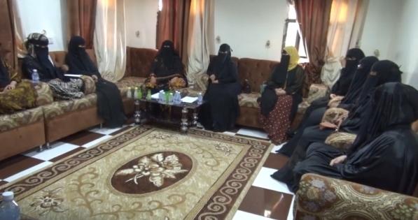القطاع النسوي بلجنة اعتصام المهرة يعقد اجتماعاً لمناقشة أنشطته المقبلة