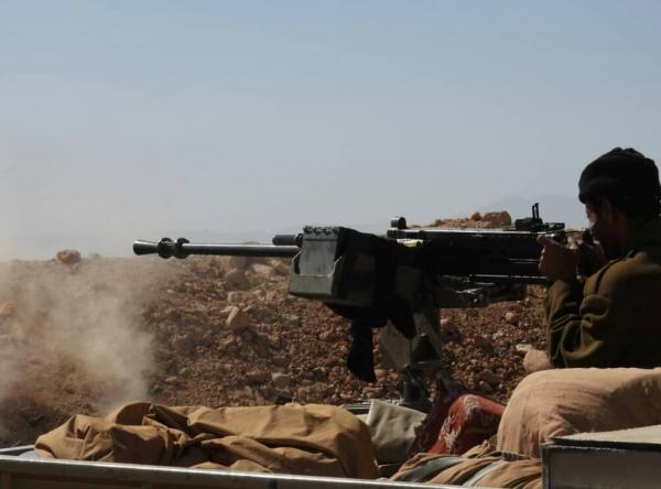 مقتل خمسة وإصابة اثنين من جنود الحزام الأمني في هجوم على نقطة بأبين