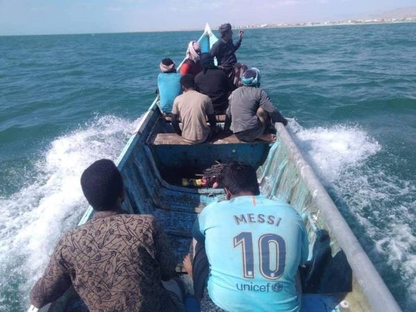 مدير مركز الإنزال السمكي بسيحوت يدشن حملة ضبط القوارب المخالفة لقوانين الإصطياد .