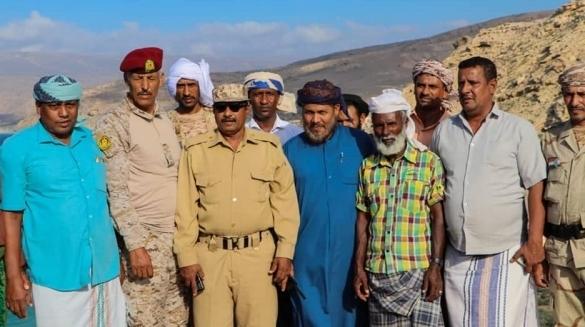 سقطرى .. مليشيا الانتقالي تستحدث معسكرا جديدا في عوشب غربي سقطرى