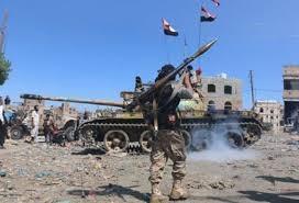 تعز .. الجيش الوطني يفتح طريق جديد لتعز ويلتحم بالقوات المشتركة بالساحل الغربي