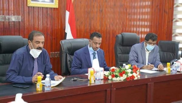 وزير التربية والتعليم : محافظة المهرة نموذج يحتذى به في بناء مؤسسات الدولة والحفاظ عليها وتثبيت دعائم الأمن