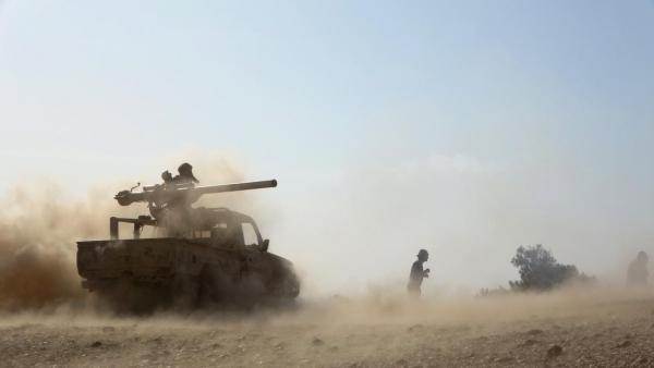 مأرب : الجيش يعلن عن مصرع 30 حوثياً في جبهة الكسارة