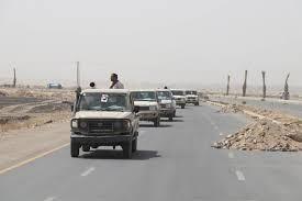 أمن أبين: ينشر قوات إضافية ويعلن تأمين الخط الساحلي من العناصر التخريبية والتقطعات