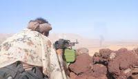 الضالع : تقدمات ميدانية واسعة للجيش الوطني في مدينة قعطبة